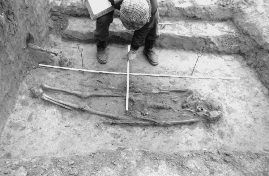 Das Arzheimer Frankengrab